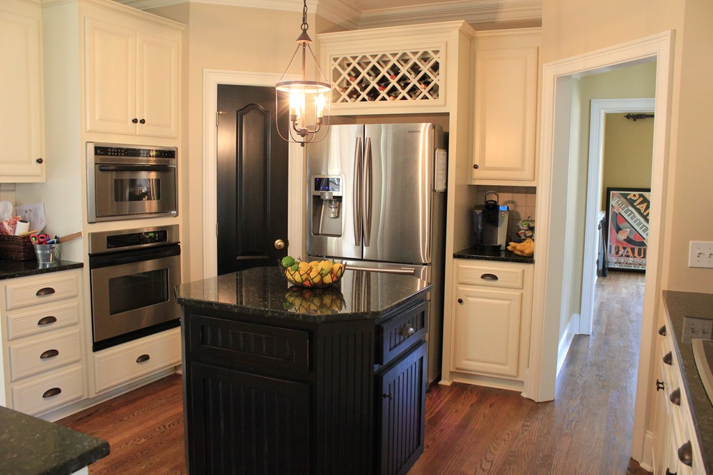 Kitchen Before & After  Domestic Charm